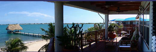 Chabil Mar Villas, Luxury Condominium Villas in Placencia, Belize