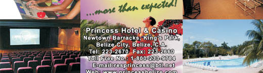 Princess Hotel & Casino, Belize City